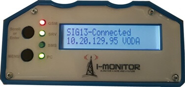 GSM i-Monitor Base Station